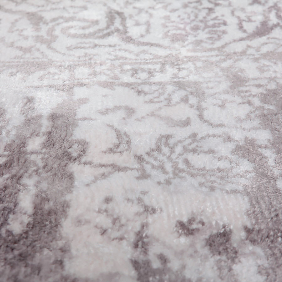 X Webstoff NamibiaWindhoek Silber Kurzflorteppich 200 290 Cm 0wnPO8k