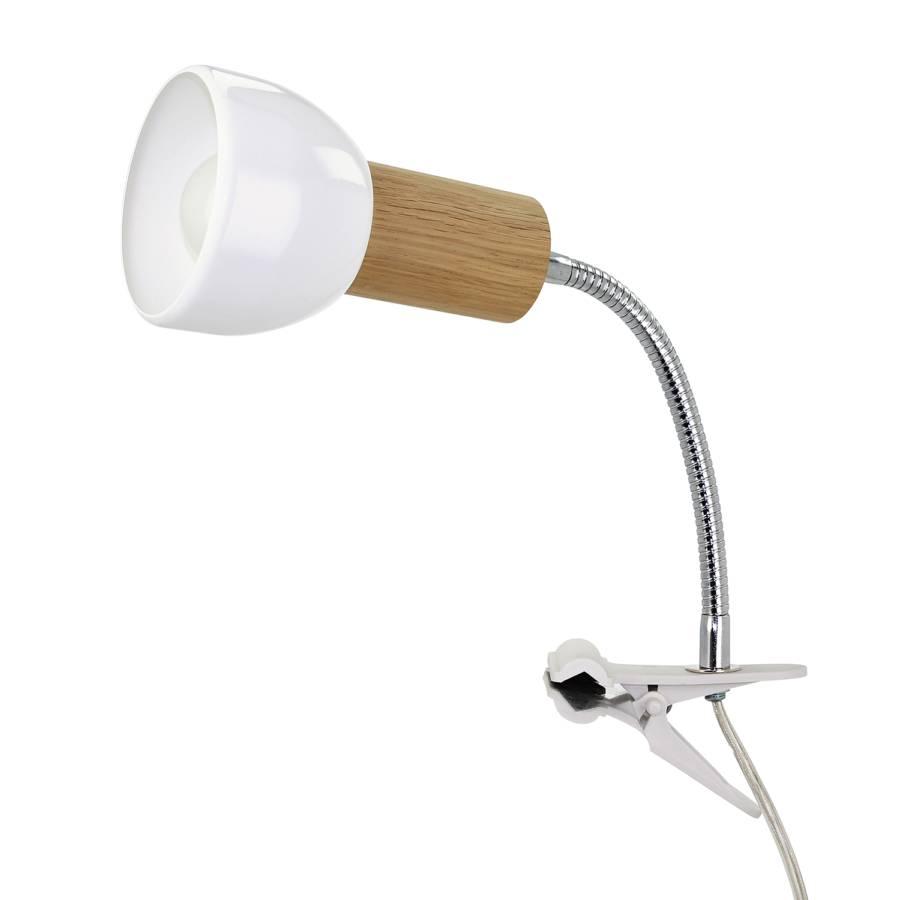 Ampoule Lampe Massif1 Iii AcierChêne Svenda Yfgybm7v6I