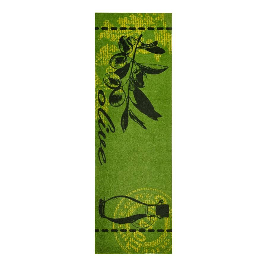 De Tissu Tapis Tapis Olive Cuisine EH29YWDI