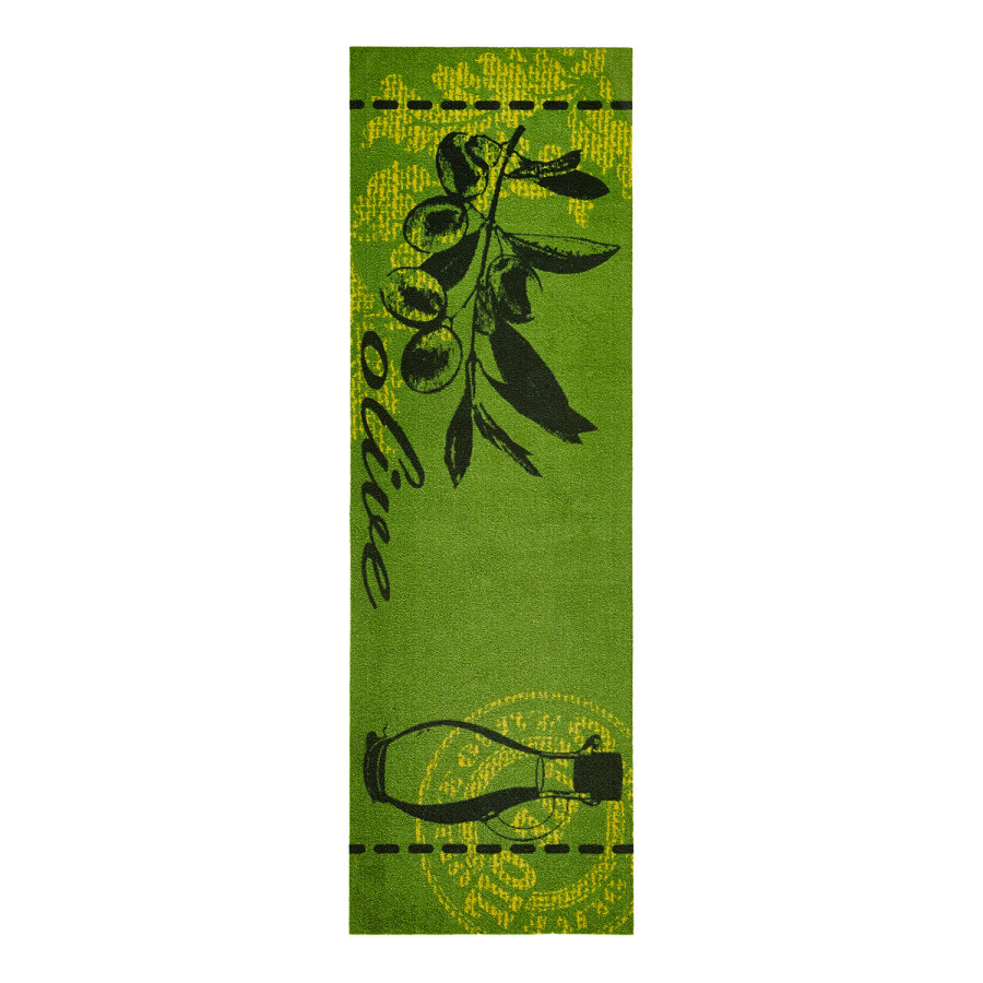 De Tapis Tapis Tissu Olive Cuisine OuPikXZ