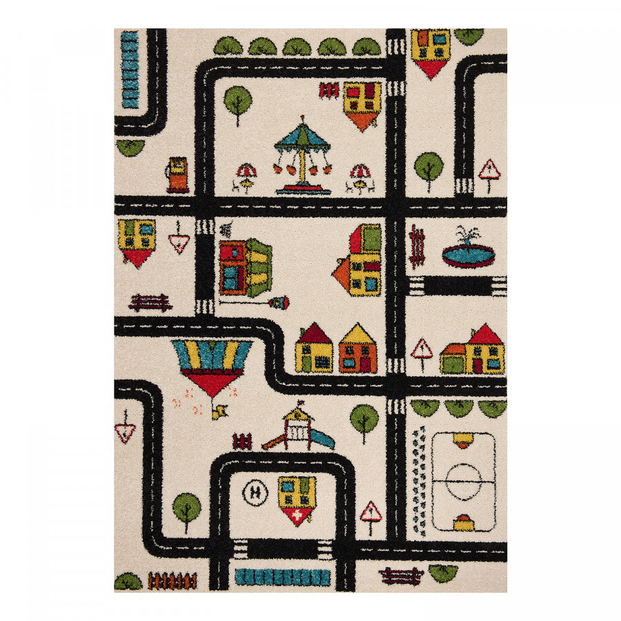 City Big Enfant Enfant City Tapis Tapis Enfant Big Tissu Tissu Tapis JTKl1uFc35