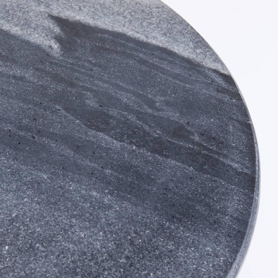 Souk Beistelltisch Souk Messing MarmorAluminiumGrau Souk MarmorAluminiumGrau I Beistelltisch Messing Beistelltisch I LSUjzMpqVG