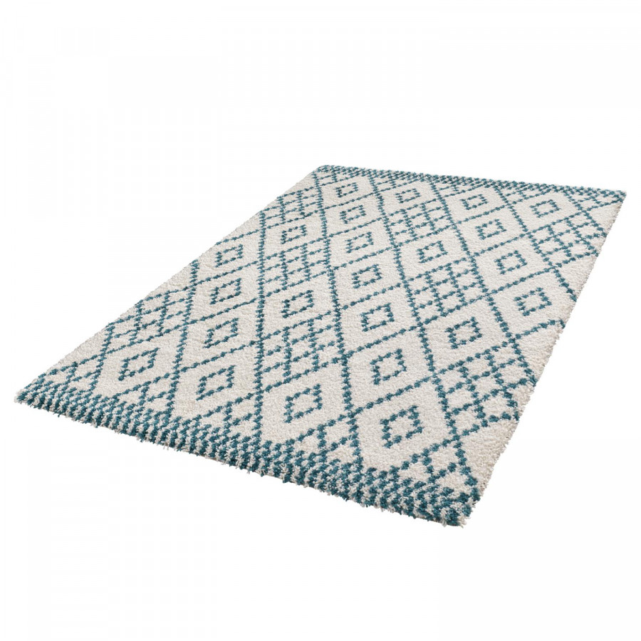 Chess KunstfaserCremePetrol Teppich KunstfaserCremePetrol Chess Chess Teppich Teppich WQdCoExeBr