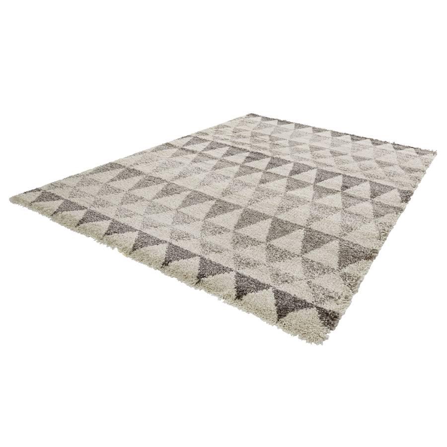 Hochflorteppich X KunstfaserCremeTaupe 170 Triangle 120 Cm wyn0mON8v
