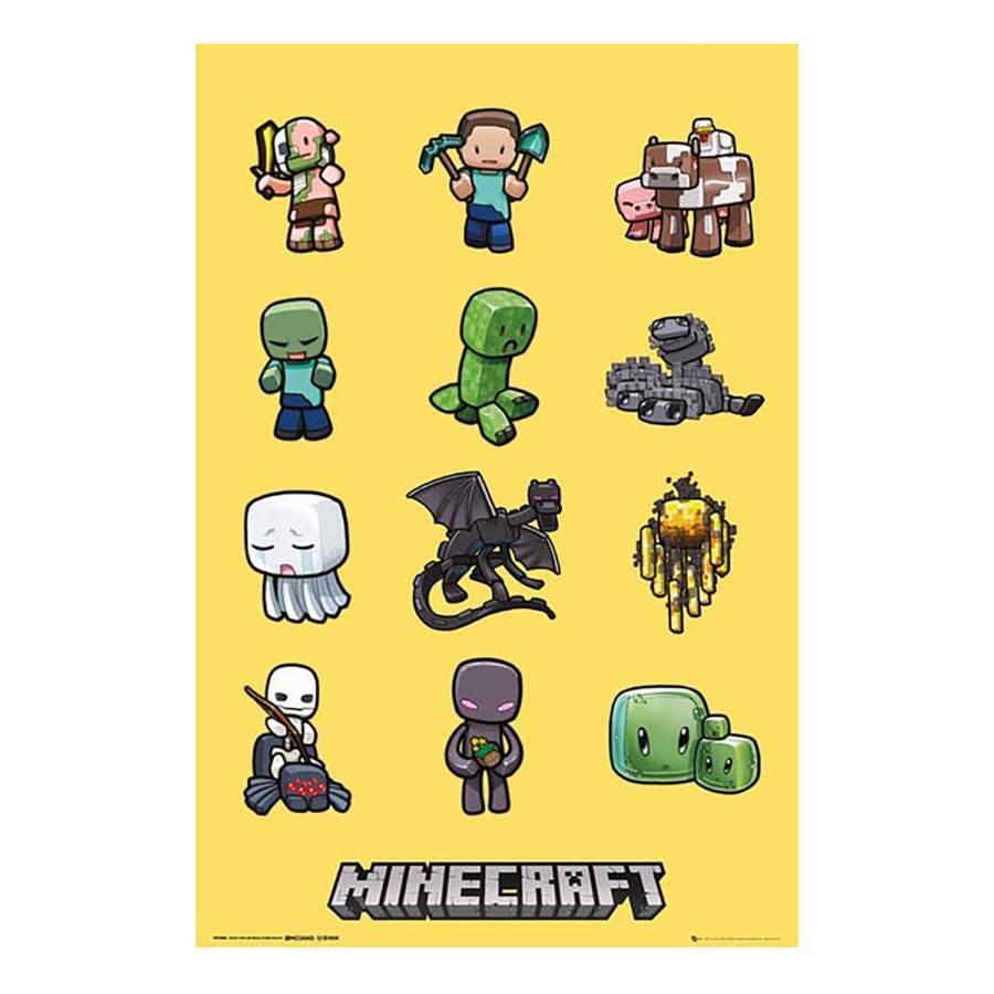 PapierMdfMehrfarbig Bild PapierMdfMehrfarbig Bild Minecraft Bild Minecraft hrtsdQ