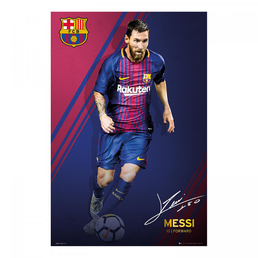 Bild 18 PapierMdfLila Messi 17 Lionel 80nPwkO