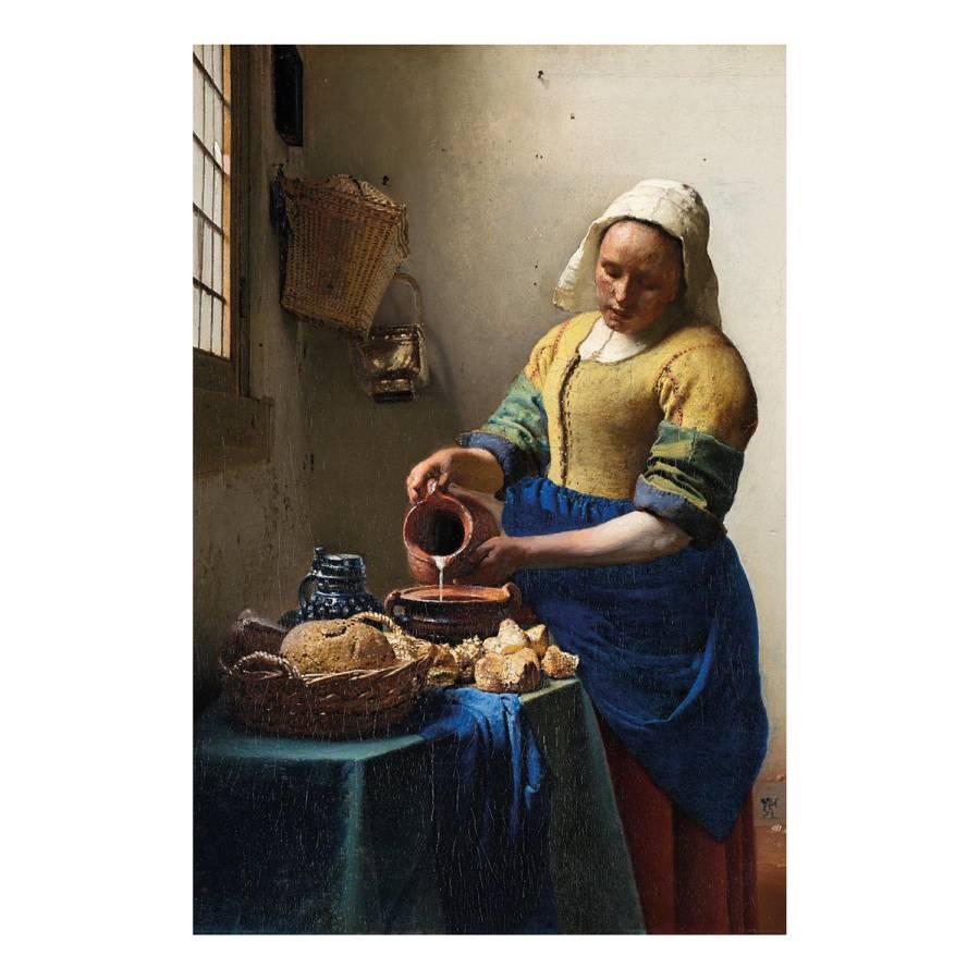 Vermeer Bild Ii Jan Vermeer Vermeer Jan Jan PapierMdfBlau Ii Bild PapierMdfBlau Bild BxedorC
