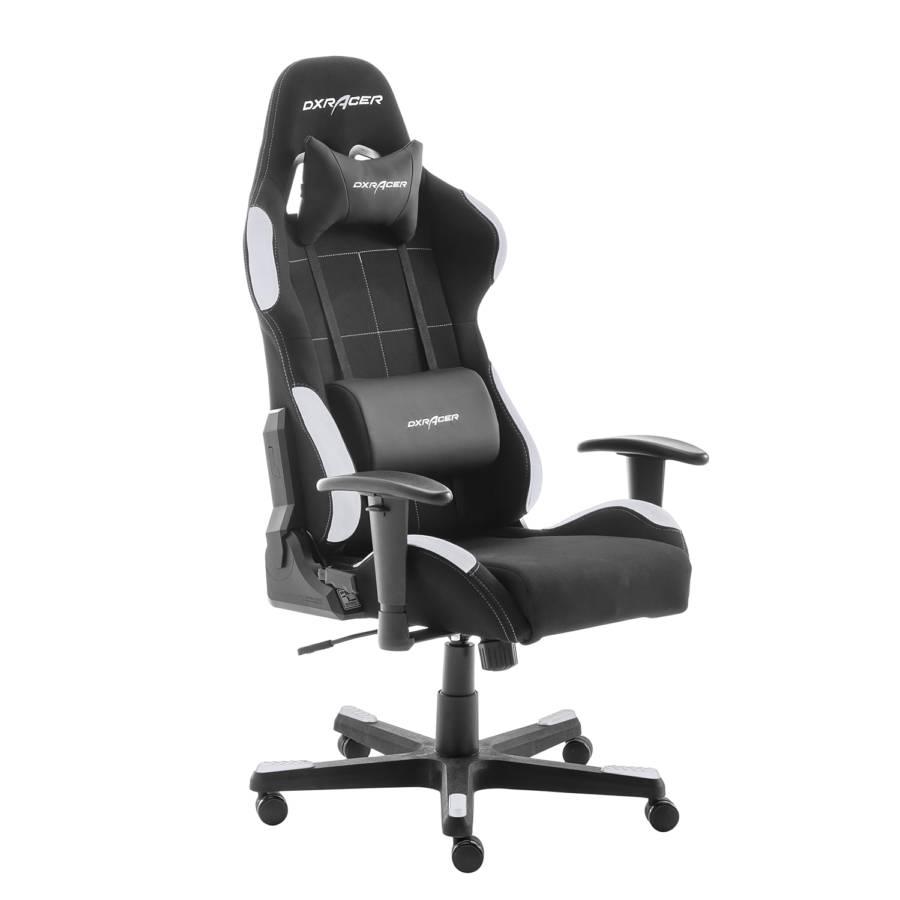 MeshKunstlederSchwarz 1 Dx racer Chair Weiß Gaming Ii n0wvm8N