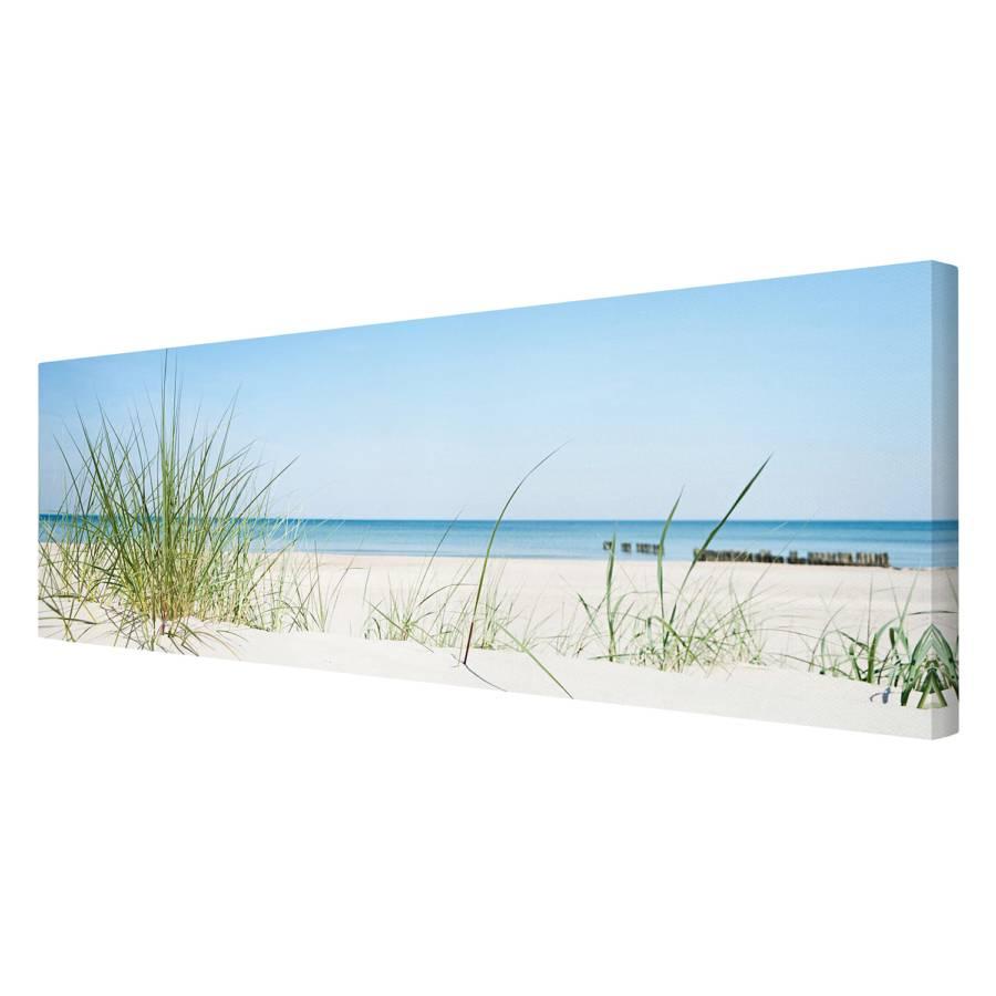 I Cm FichteMehrfarbig Ostseeküste X 90 LeinwandMassivholz Bild 30 T1l3FcJuK5