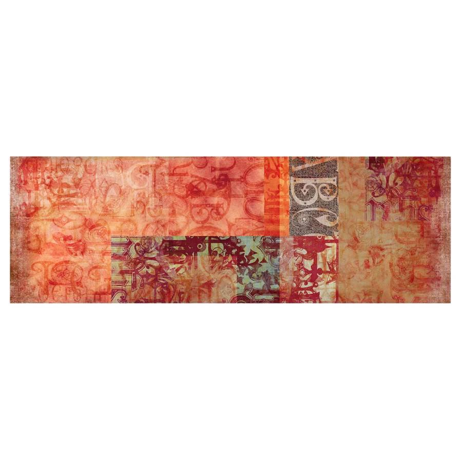 180 Bild FichteMehrfarbig Cm 60 Schriftmuster LeinwandMassivholz X lF1JcKT
