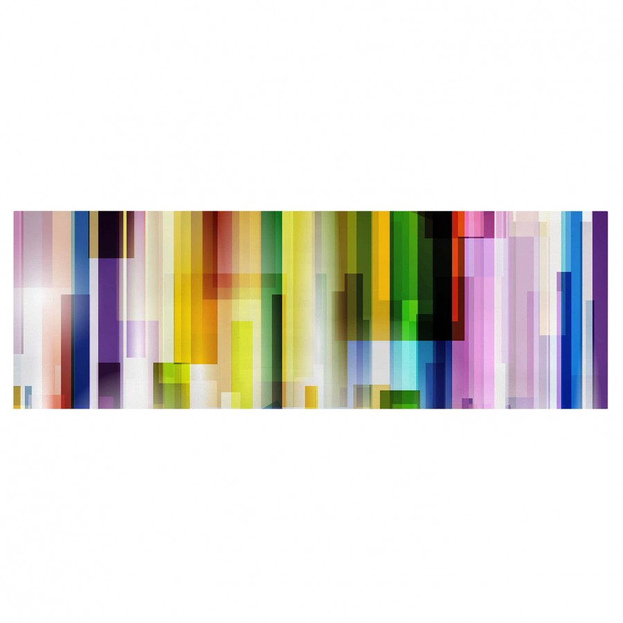 LeinwandMassivholz I 50 Bild Cubes FichteMehrfarbig X 150 Rainbow Cm eIW9EYH2D