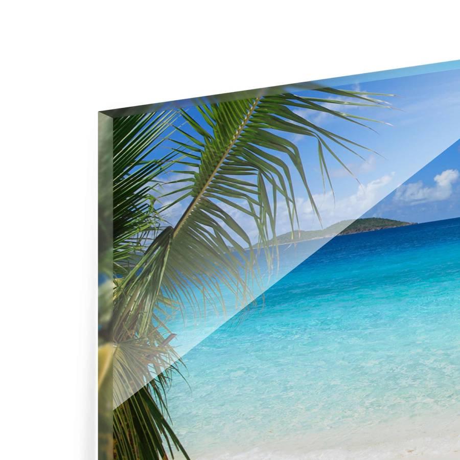 Bild Maledives EchtglasMehrfarbig Cm Perfect Starkes 125 50 X n0vN8wyPmO