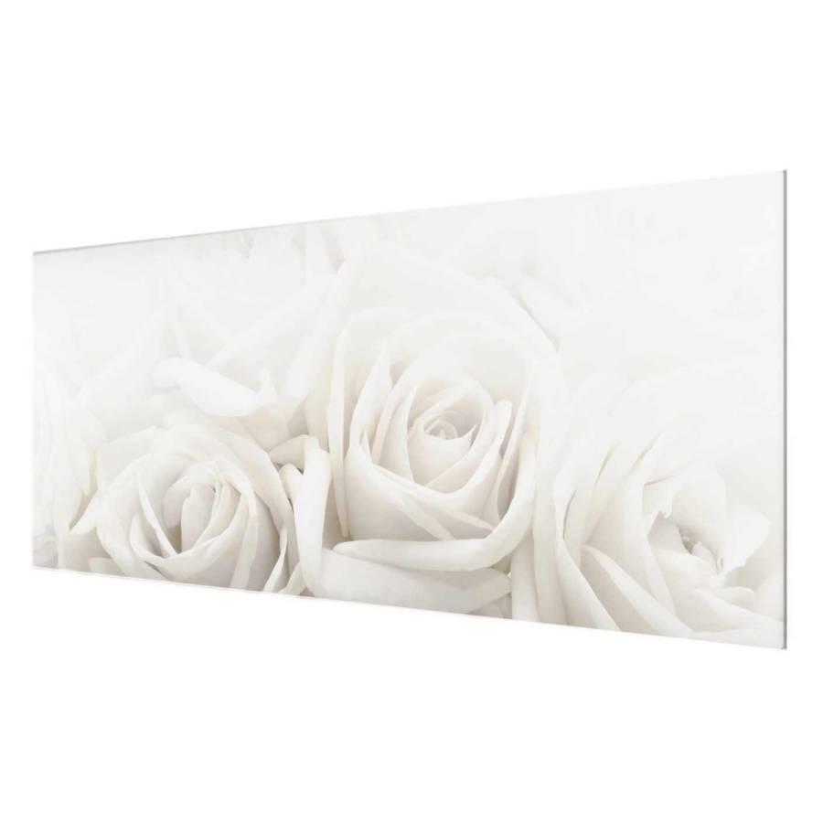 Bild Starkes X Cm EchtglasMehrfarbig Roses Wedding 30 80 4Aj3LqR5