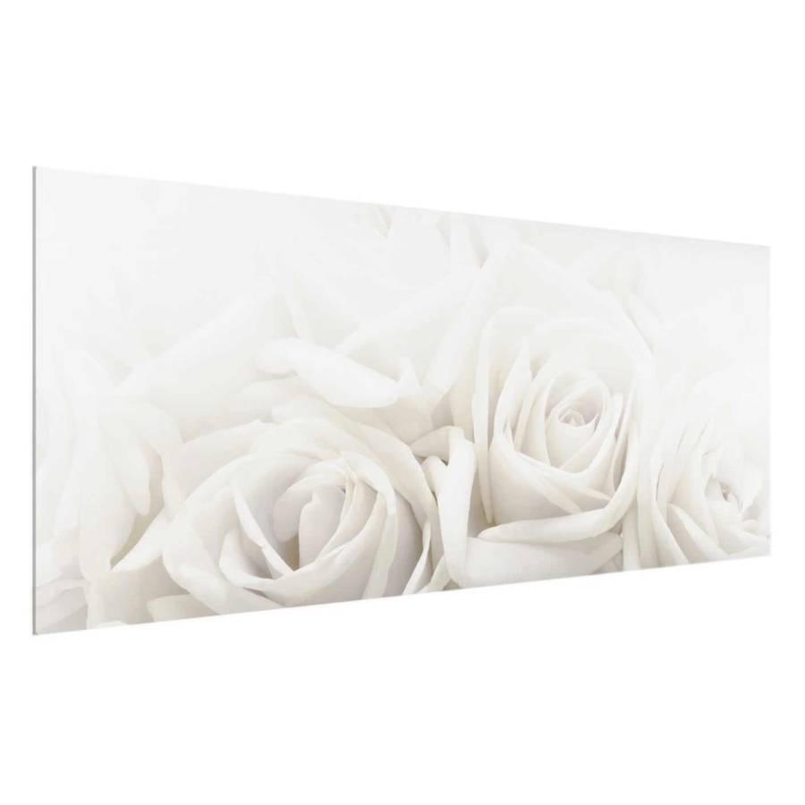 EchtglasMehrfarbig Roses Wedding Bild X Cm Starkes 80 30 8XnwO0Pk