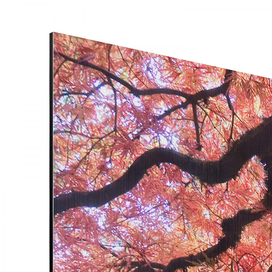 Bild 120 Garten 80 X Iii AluminiumMehrfarbig Cm Japanischer wmNn0O8v