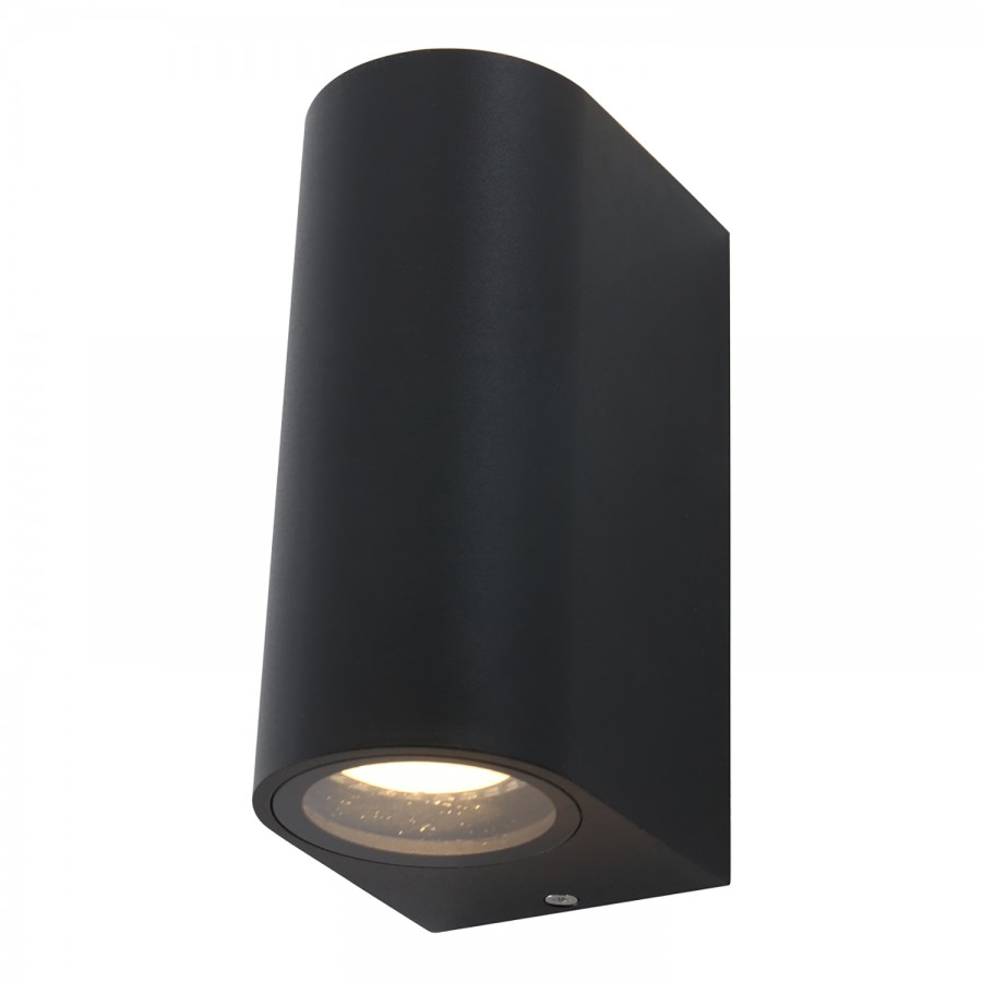 I Collection Outdoor Led wandleuchte flammig Aluminium2 jRq354AL