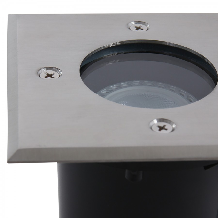 Outdoor Collection Ampoule Ii Encastrable Spot Aluminium1 7fgyb6vY