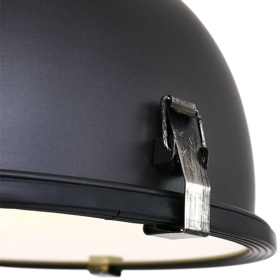 AcierVerre1 Noir Iii Ampoule Bikkel Suspension 5K1TJ3culF