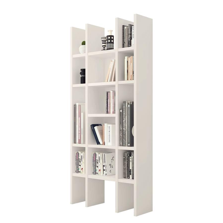 Bücherregal Bücherregal Cremeweiß120 Xii Emporior Cm 29HIED