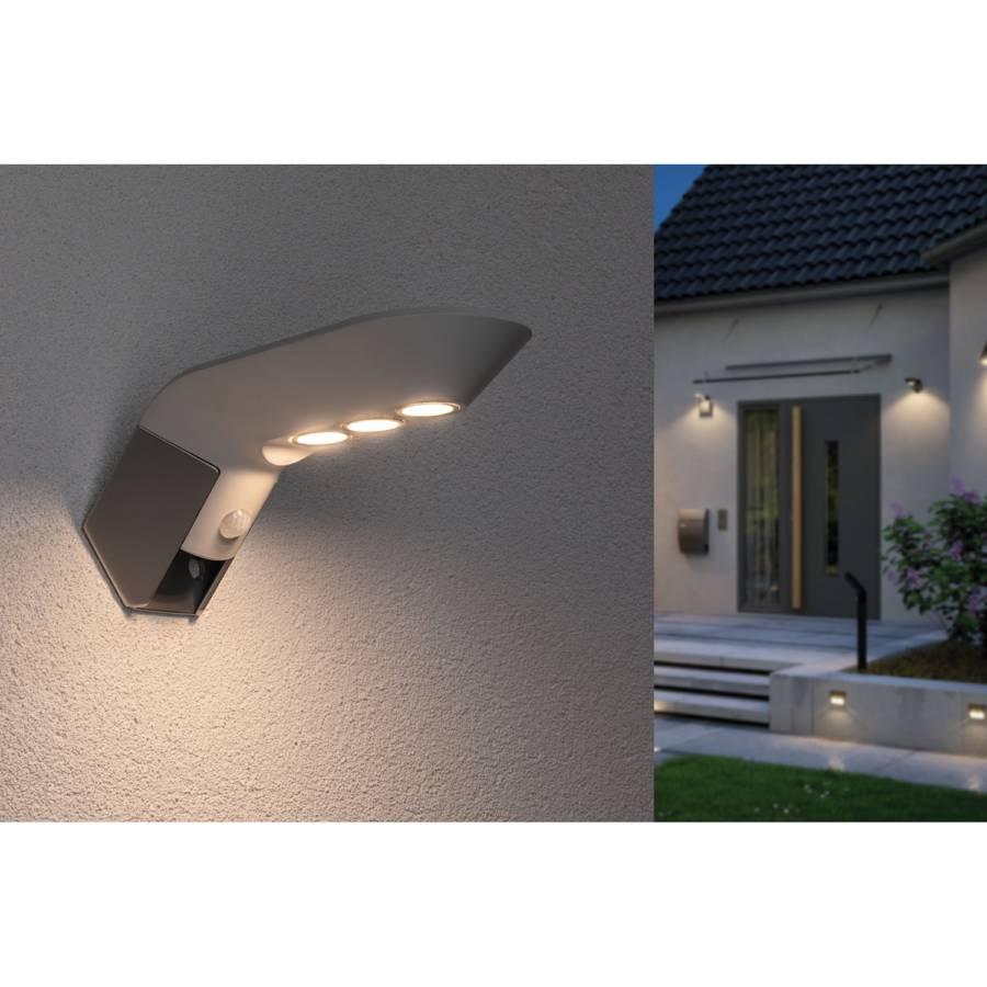 Soley Acrylglas1 Solar wandleuchte flammig Weiß Jc3TlFK1