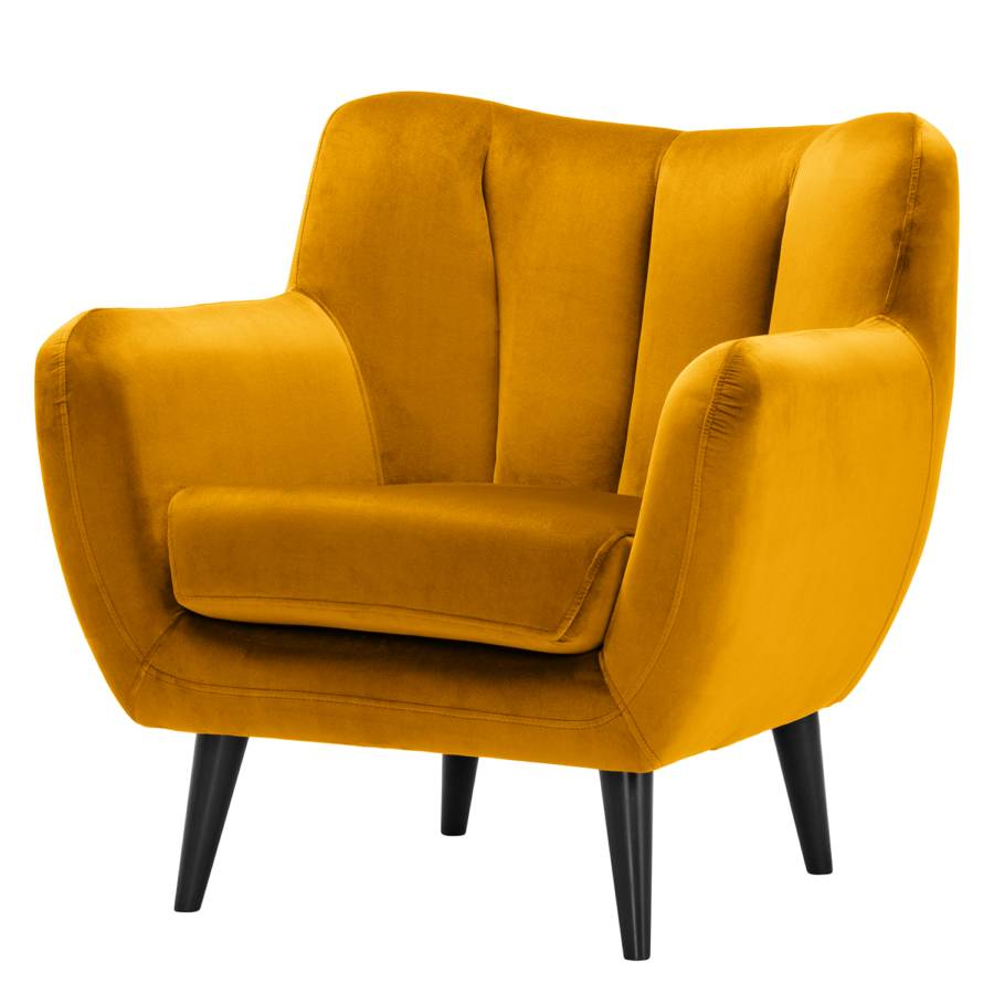 Fauteuil Relax Jaune Moutarde fauteuil polva i