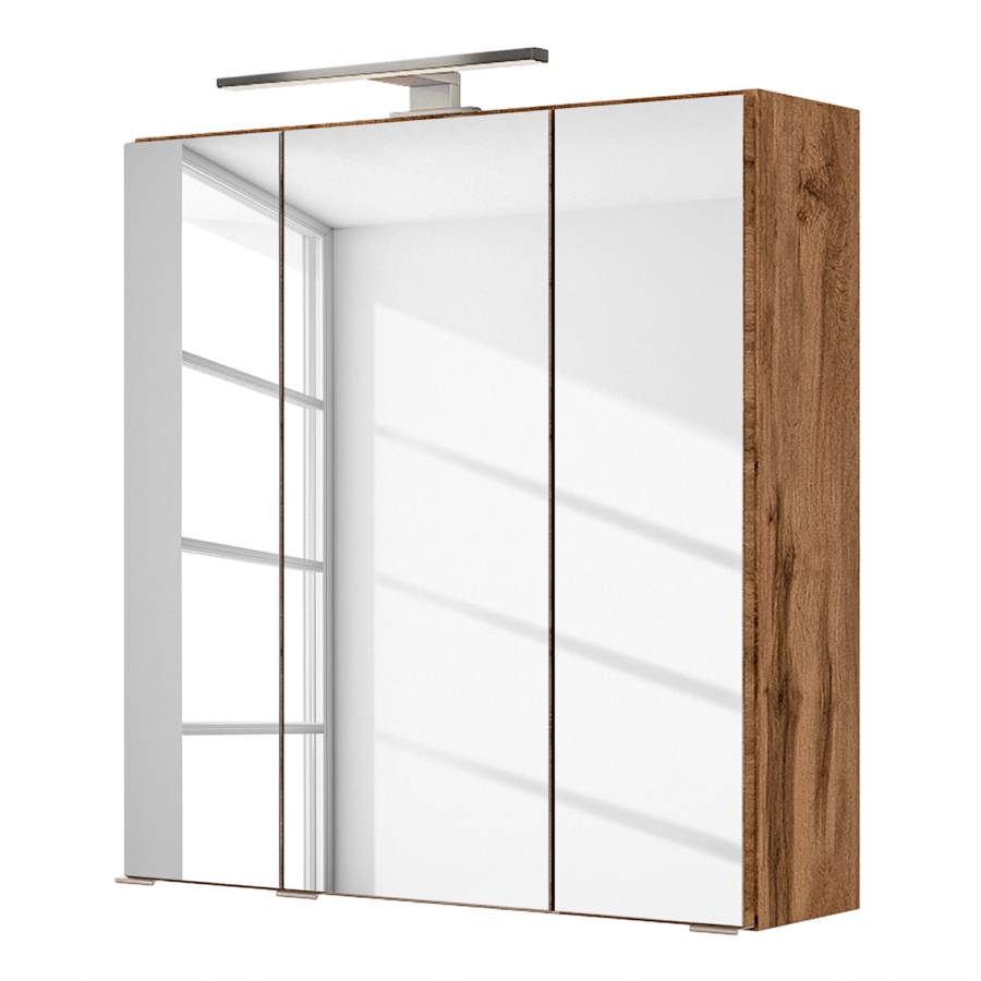 Armoire De Toilette Tira Eclairage Inclus Home24 Fr