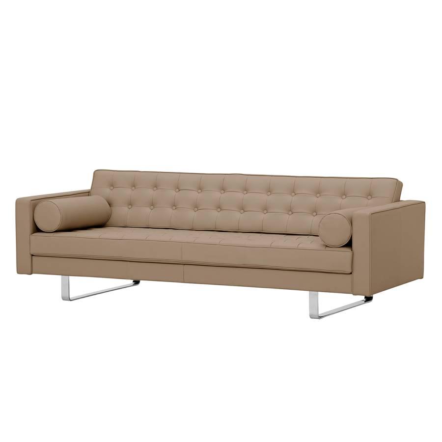 Wunderbar 3 Sitzer Couch Referenz Von Sofa Chelsea (3-sitzer) Echtleder - Kufen -
