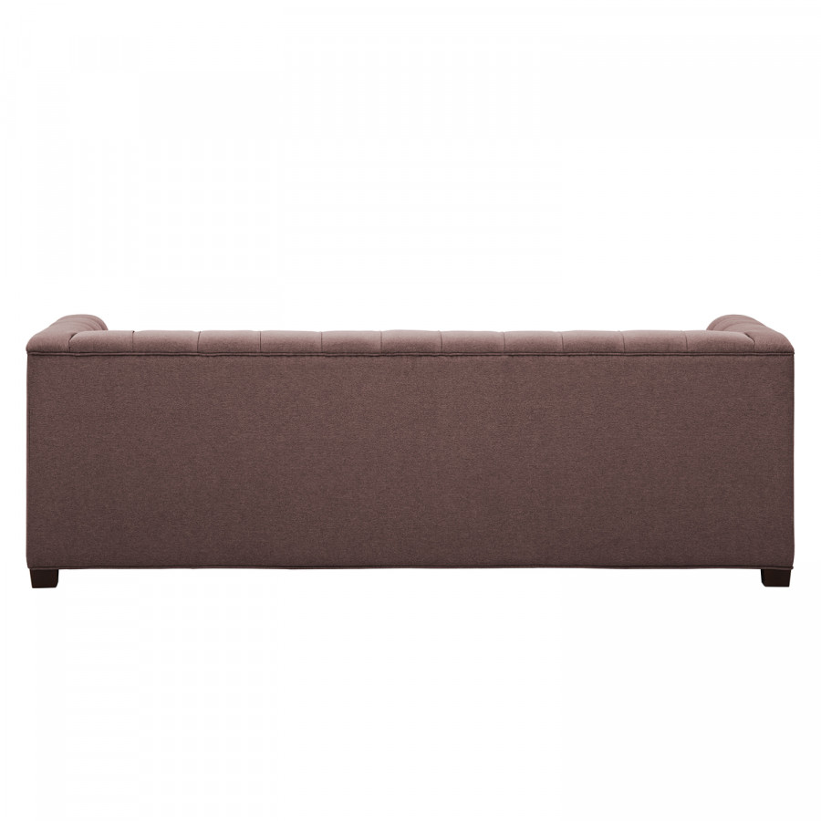 MilanGris marron Canapé PlacesTissu Grand3 5jR43cqAL