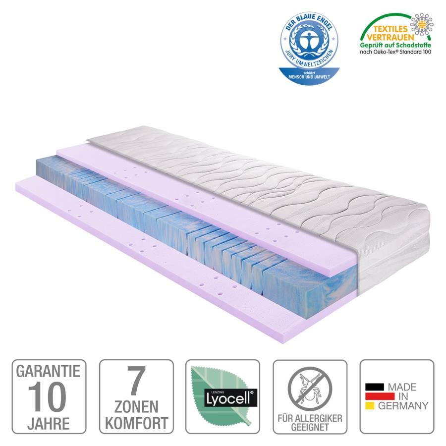 Gel Mousse Sleep Et Froide7 Zones X En 3 D3 De Confort Medium Matelas 140 200cm HY2ebEWD9I