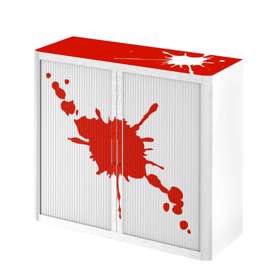 Easyoffice Ii Stickers Aktenschrank Rot104 Cm FTlK1cuJ3