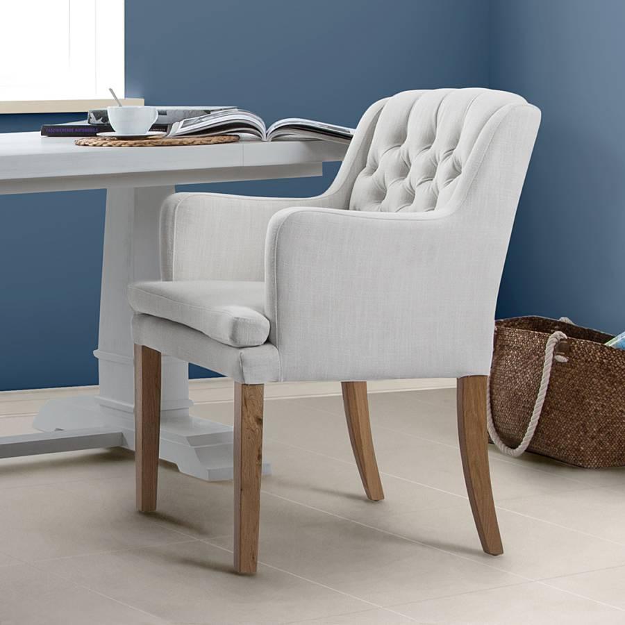 Armlehnenstuhl Armlehnenstuhl Austin Webstoff Austin Austin Webstoff Weiß Armlehnenstuhl Weiß Webstoff 9eWEDHIY2