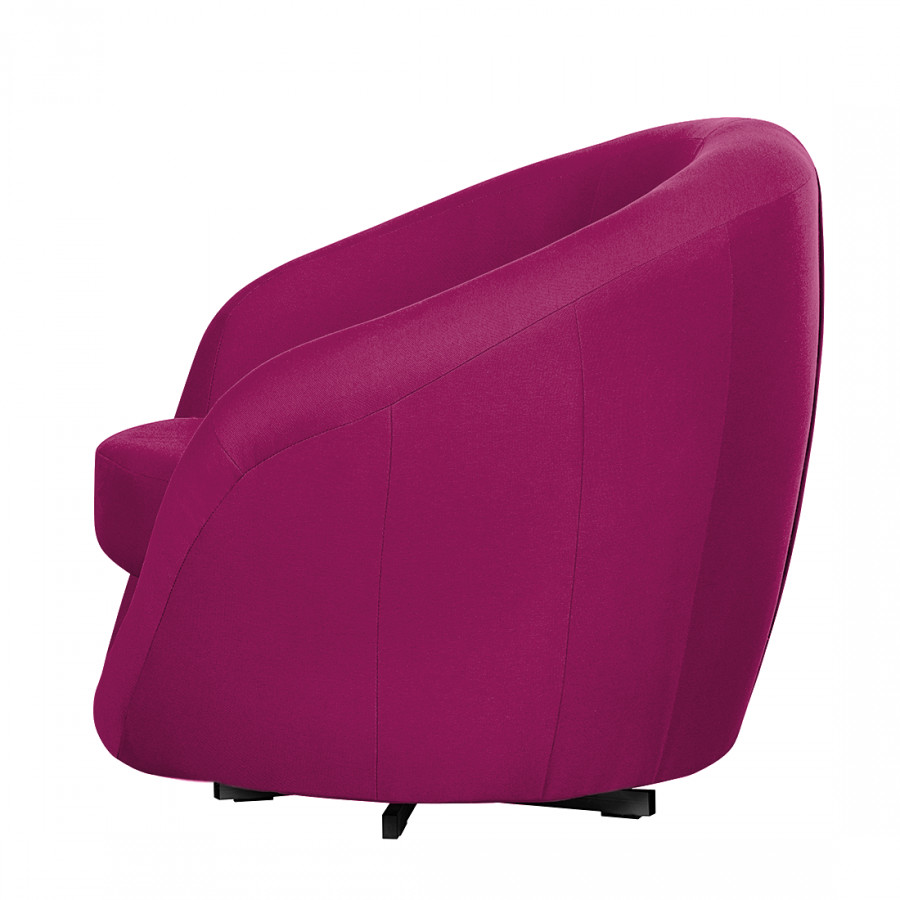 Pivotant Tissu Fauteuil Rose Fauteuil Marvin 8nwNOv0m