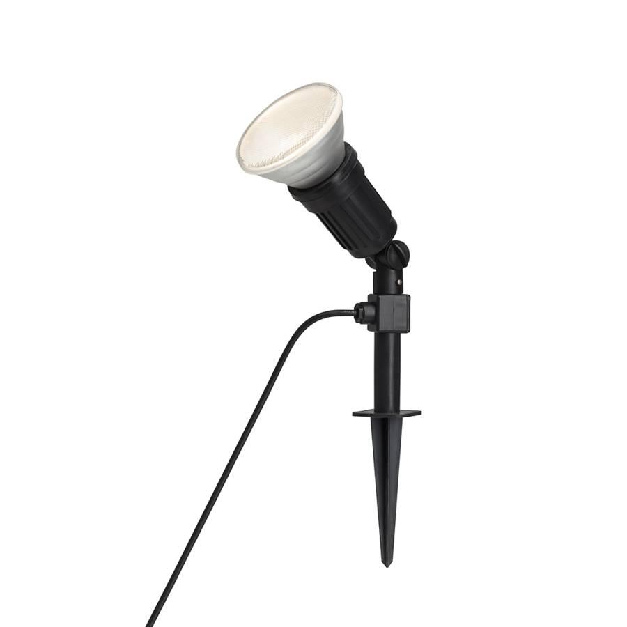 Lampe D'extérieur SynthétiqueNoir Matériau 1 Ampoule Tibor sQhdtCxr