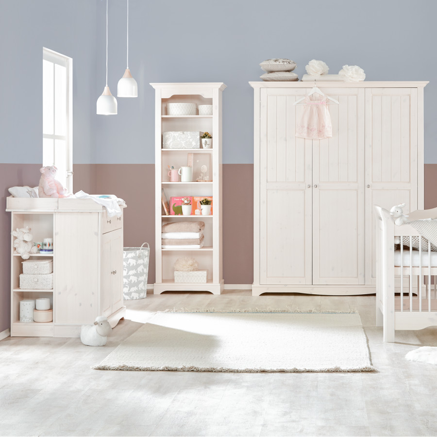 Babyzimmerset Karlotta (4-teilig)