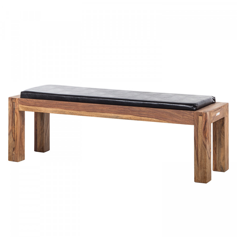Banc Yoga Bois De Sheesham Home24be