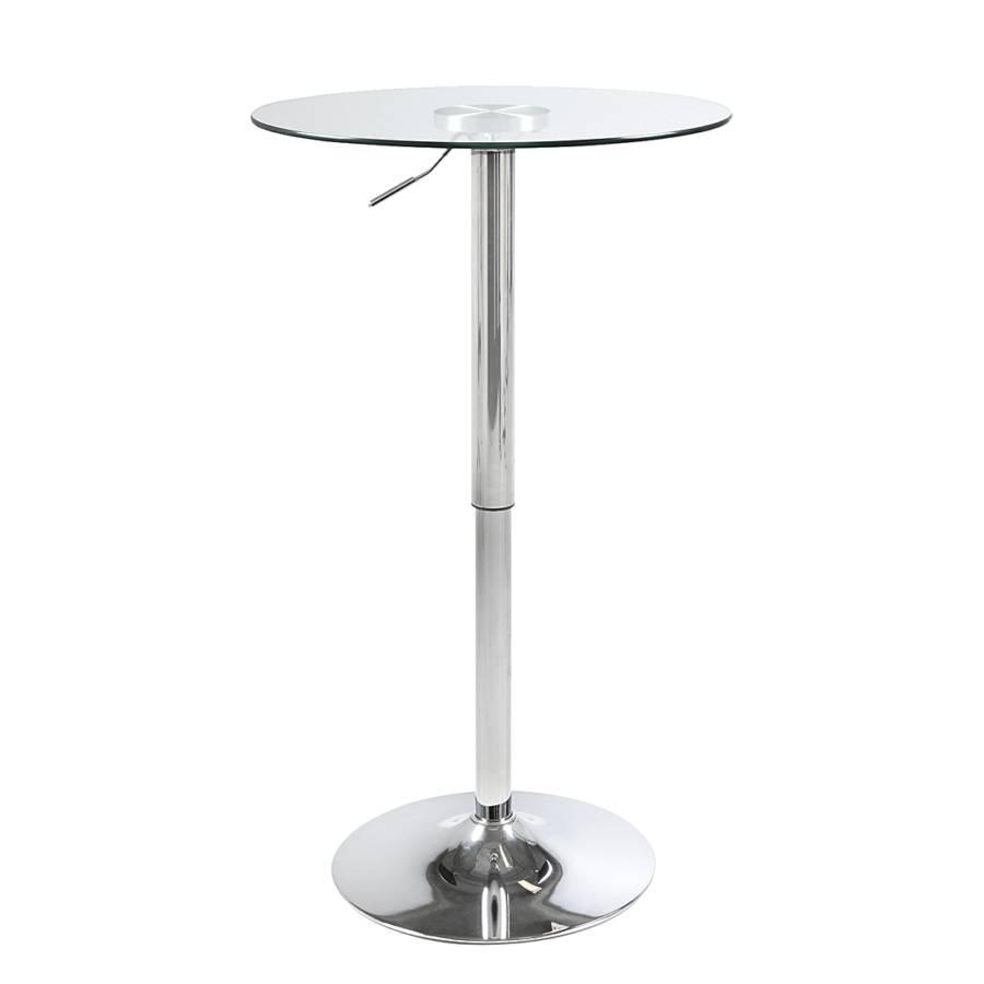 VerreChrome Bar Nanda Bar De Table Table De q5A34LRj