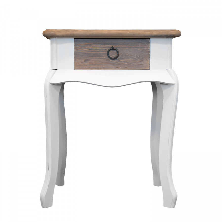 Paulownia Partiellement Table Massif Curvelo D'appoint Ii 1cuJKlTF3