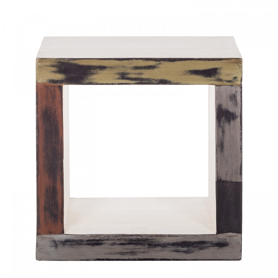Goa Multicolore D'appoint White Table Table ordCexBW