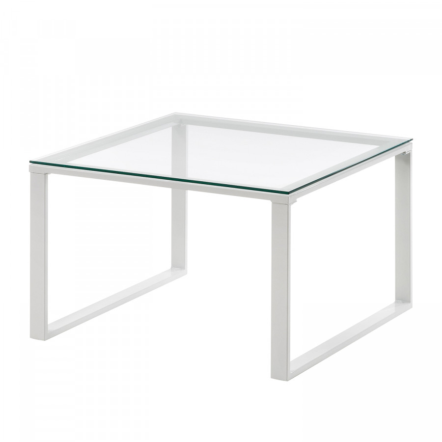Table Basse VerreAcierBlanc Table Montalto Montalto Basse Yfb6gv7y