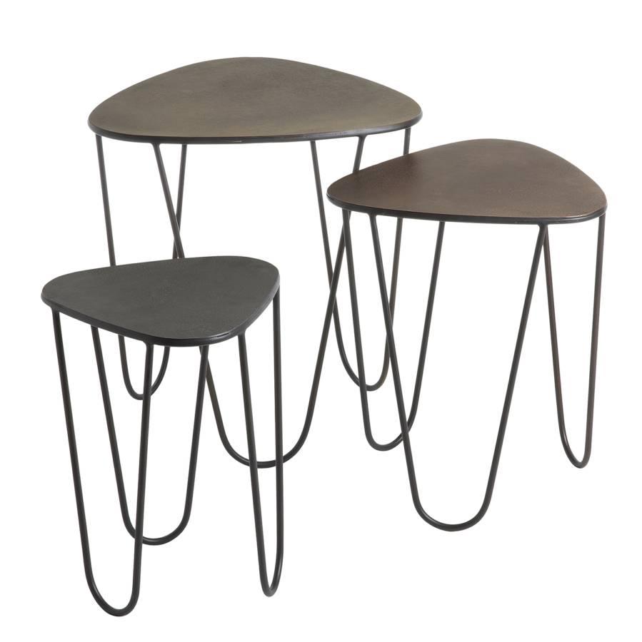 Table Virbo3 D'appoint Table ÉlémentsMétal D'appoint Virbo3 VSzMpU