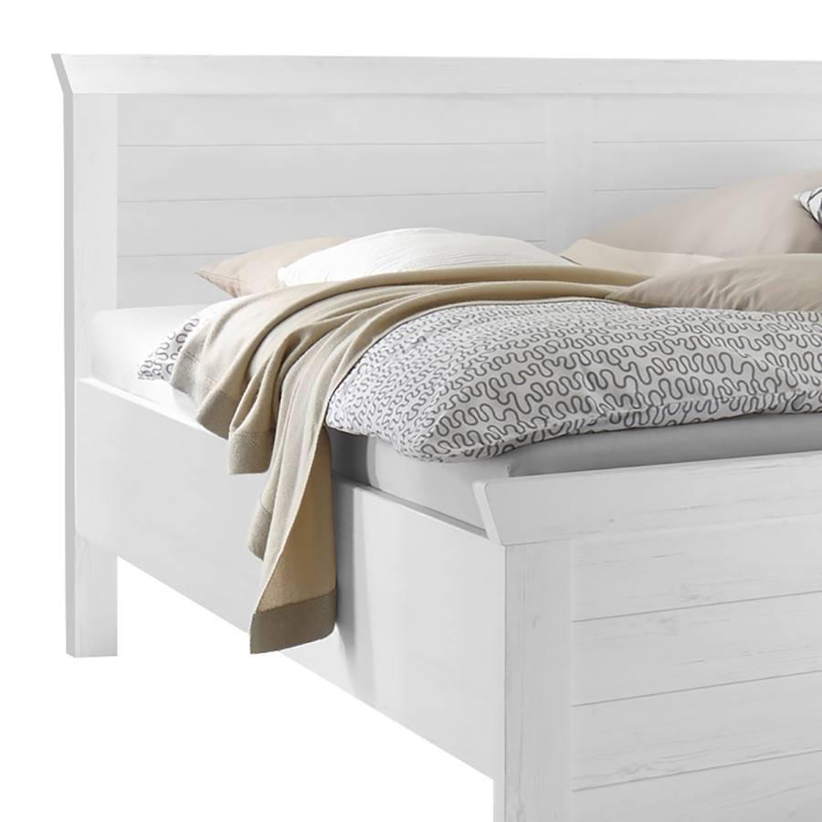 Weiß Paridas Pine Dekor Bett Anderson OvmN0n8w