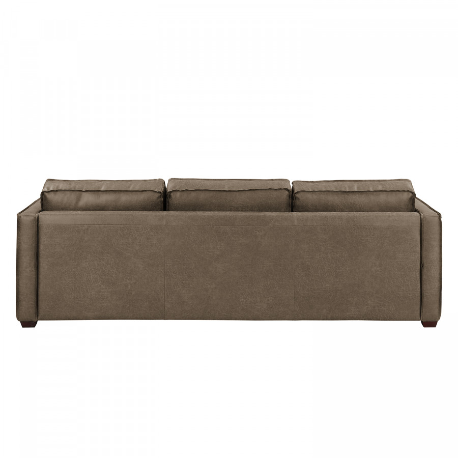 City Bigsofa Spring Muskat Antiklederlook Bigsofa H2WE9IDY