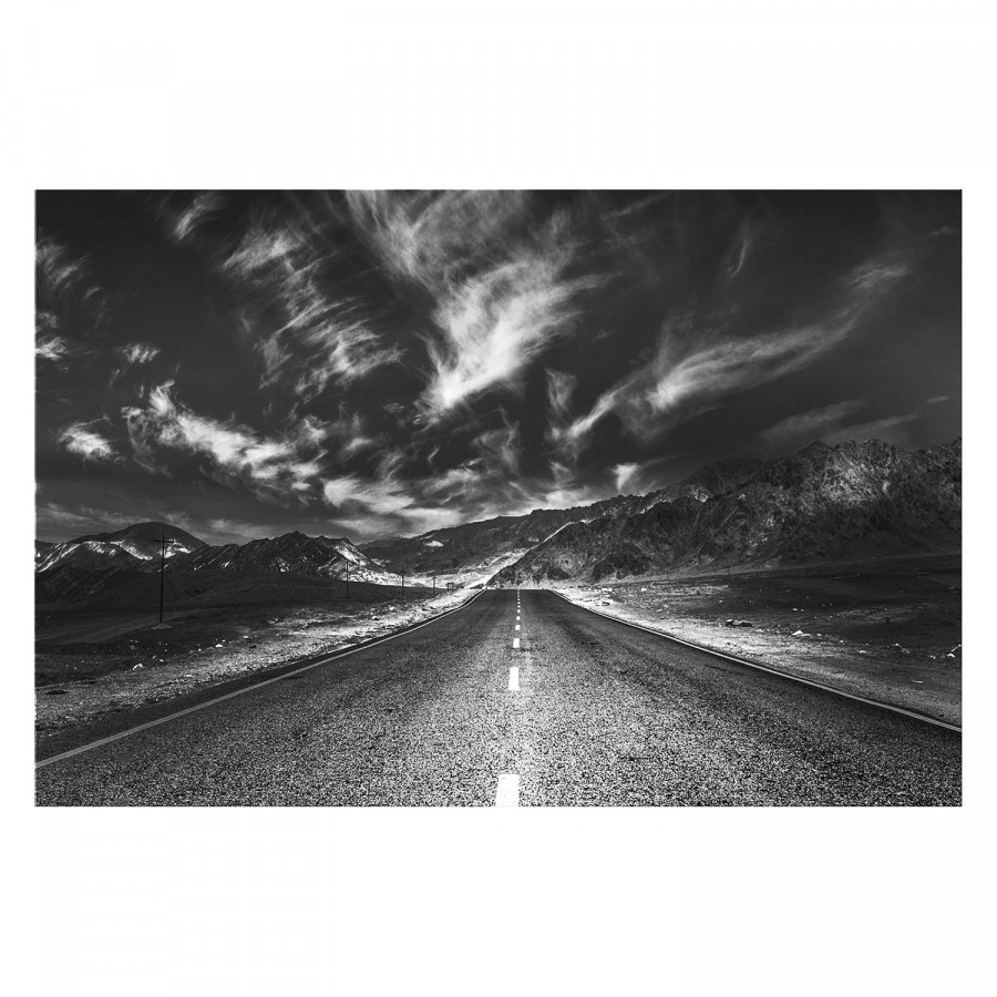 Lonely LeinwandSchwarzWeiß Black Black Road Bild Bild Road Lonely Black Bild Road LeinwandSchwarzWeiß Lonely nPw80Ok