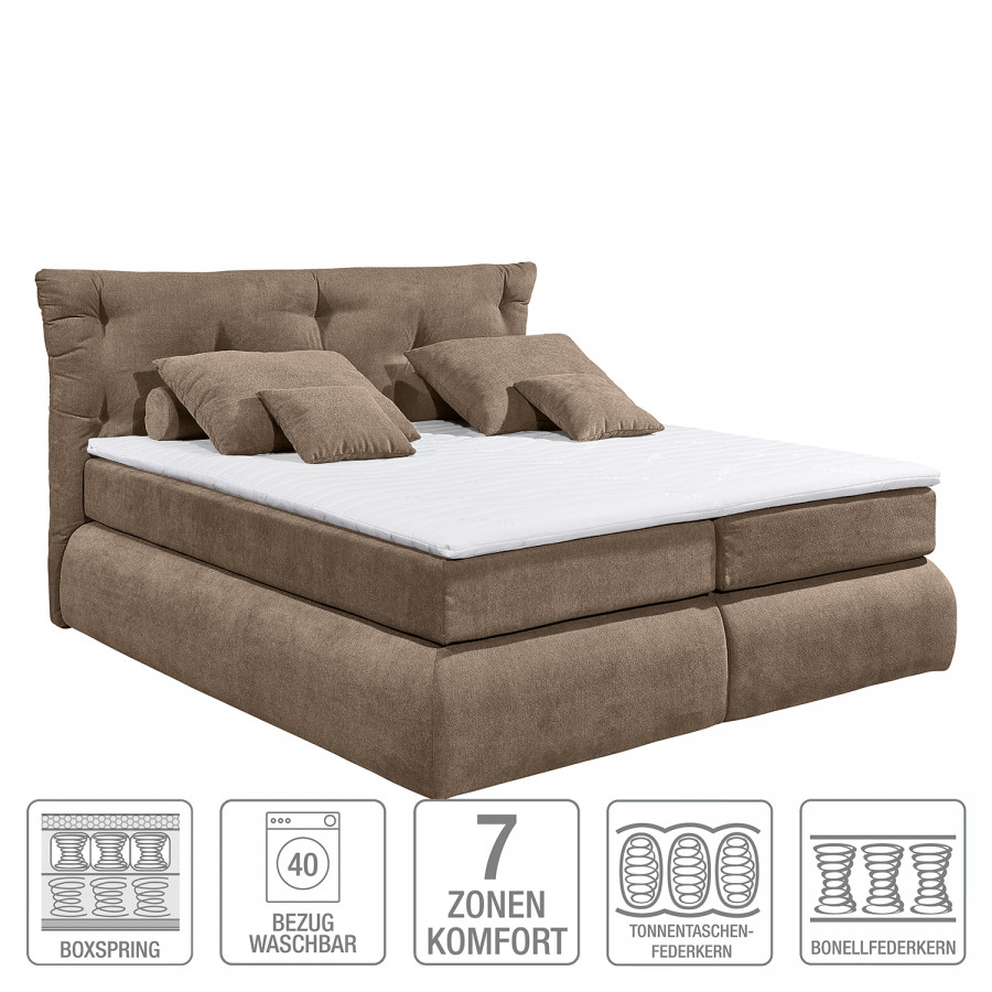 Boxspring Lit Bannon Boxspring Taupe Boxspring Bannon Taupe Taupe Lit Lit Bannon Lit Boxspring DH9YEIW2