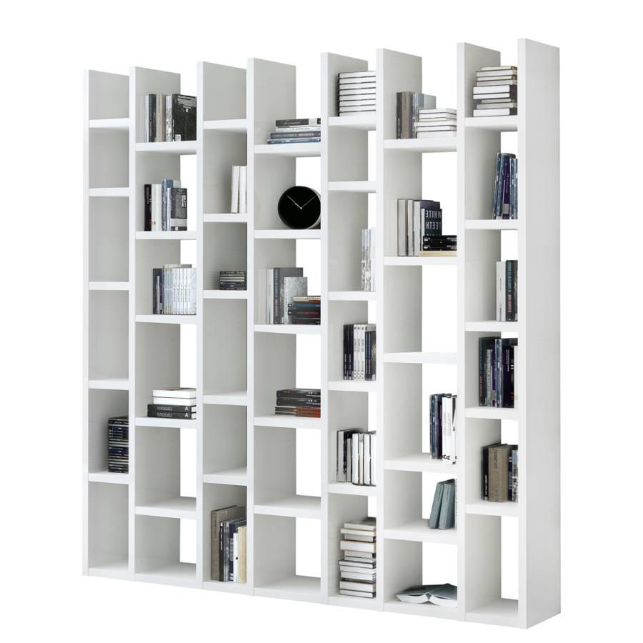 Bücherregale Weiß jetzt bei home24 bücherregal loftscape home24
