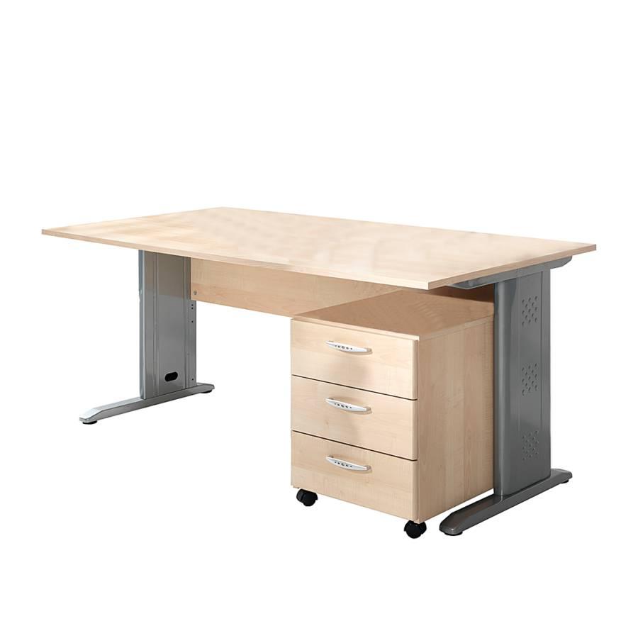 Jetzt bei Home24: Schreibtisch von Wellemöbel | home24