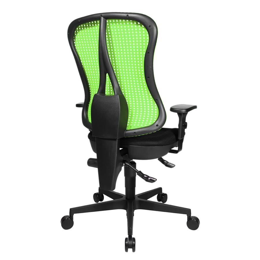 Kopfstütze Bürodrehstuhl Head Armlehnen GrünSchwarzHöhenverstellbare Ohne Point CBoedx
