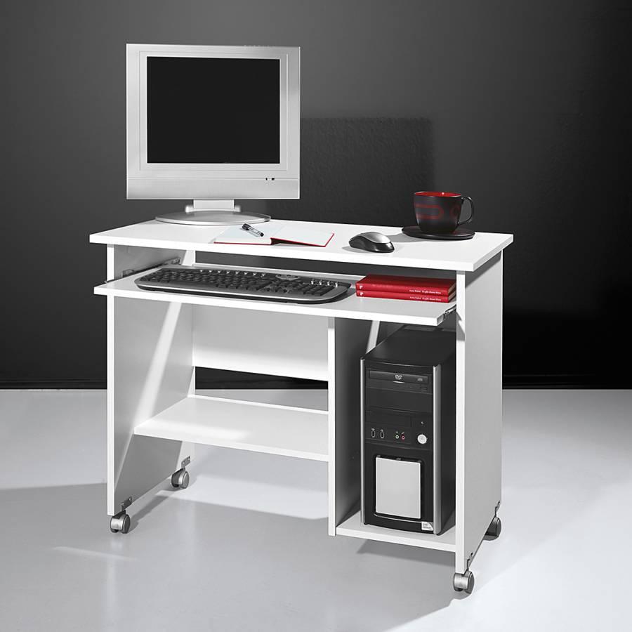 Top Square Computertisch U2013 Für Ein Schönes Zuhause | Home24
