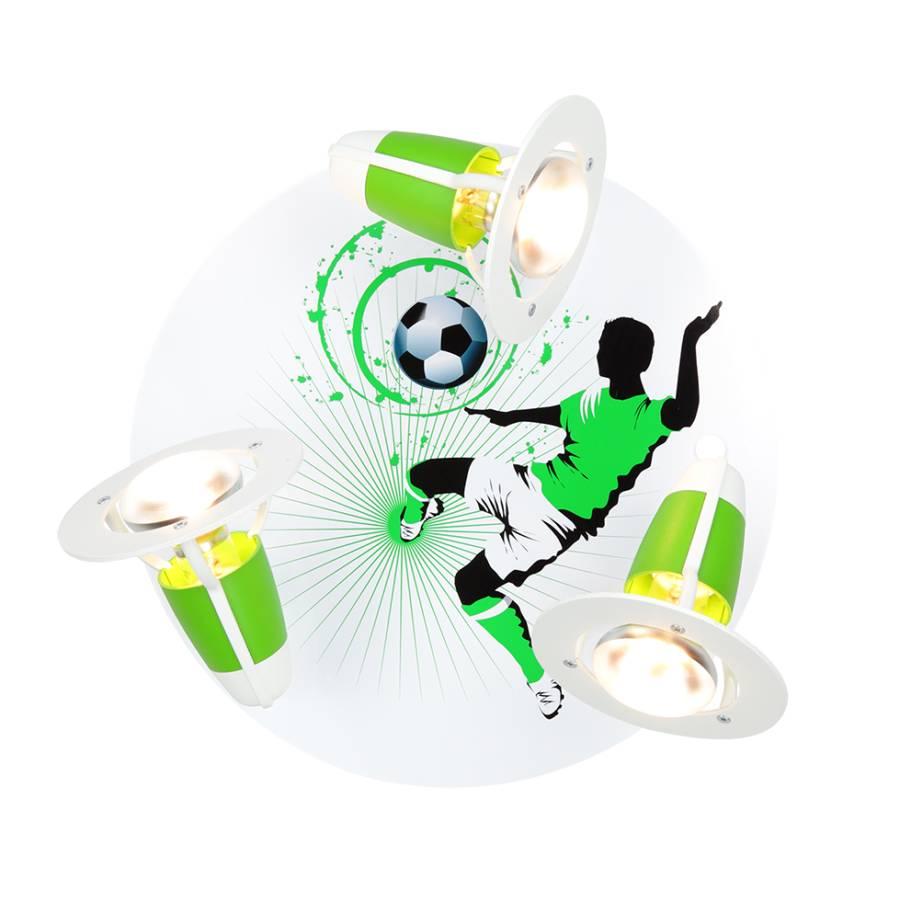 Bois 3 Plafonnier Plafonnier Soccer Ampoules 4jqA3L5R