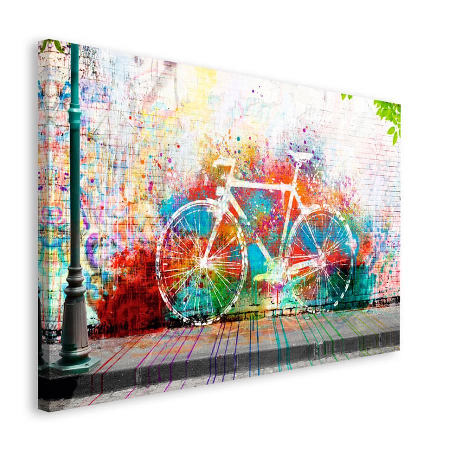 Bild Graffiti Fahrrad Bild Graffiti Bild Fahrrad Fahrrad Graffiti Bild qLSUVzGMp